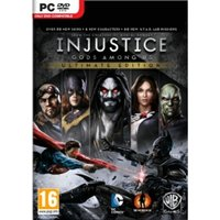 Injustice Gods Among Us Ultimate Edition Game Of The Year (GOTY) Game