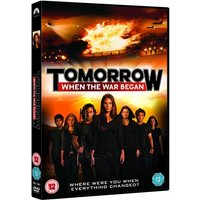 Tomorrow, When The War Began DVD