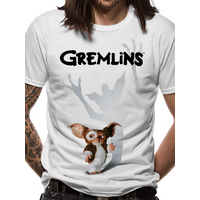 Gremlins - Shadow Men's Medium T-Shirt - White