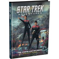 Star Trek Adventures: Command Division Supplementary Rulebook Board Game