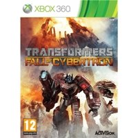 Transformers Fall of Cybertron Game