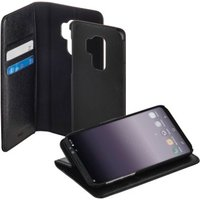 Hama 2in1 Booklet for Samsung Galaxy S9+, black/black