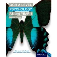 OCR A Level Psychology: AS and Year 1 by Matt Jarvis, Julia Russell, Lizzie Gauntlett, Fiona Lintern (Paperback, 2015)