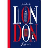 London Postcards by Jason Brooks (Hardback, 2016)
