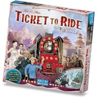Ticket To Ride Map Collection Volume 1 Team Asia & Legendary Asia