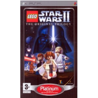 Lego Star Wars II 2 The Original Trilogy Game
