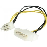 StarTech 6in LP4 to P4 Auxiliary Power Cable Adapter