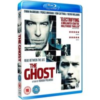 The Ghost Blu-ray