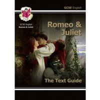 GCSE English Shakespeare Text Guide - Romeo & Juliet by CGP Books (Paperback, 2002)