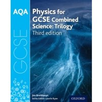 AQA GCSE Physics for Combined Science (Trilogy) Student Book by Jim Breithaupt (Paperback, 2016)