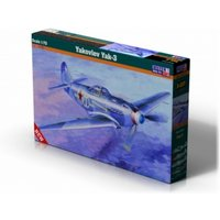 MisterCraft Yakovlev Yak-3 Model Kit