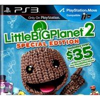 LittleBig Planet 2 Special Edition (Move Compatible) Game