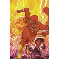 Flash Rebirth: Deluxe Collection: Book 1 Hardcover