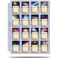 Ultra Pro Mini American Page 16-Pocket 11 hole (100 pages)