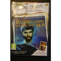Hidden Objects 20,000 Leagues Under the Sea Game