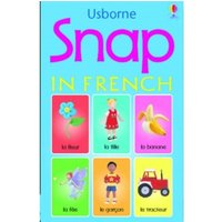 Snap Cards in French by Jo Litchfield (Novelty book, 2004)