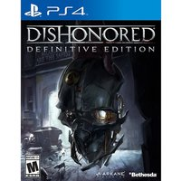 Dishonored The Definitive Edition PS4 Game