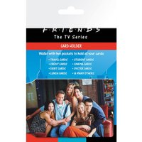 Friends Cast Card Holder