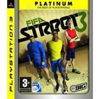 FIFA Street 3 Game (Platinum)