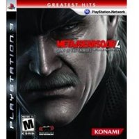 Ex-Display Metal Gear Solid 4 Guns Of The Patriots Game (Greatest Hits)