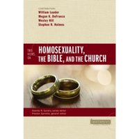 Two Views on Homosexuality, the Bible, and the Church by Zondervan (Paperback, 2016)