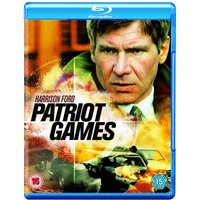 Patriot Games Blu-ray