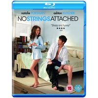 No Strings Attached Blu-ray