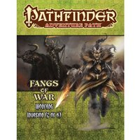 Pathfinder Adventure Path #116: Fangs of War Ironfang Invasion 2 of 6