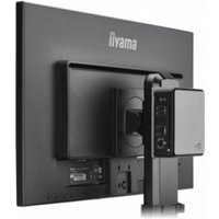 Iiyama MD BRPCV01 Mount Bracket for Small Form Factor PC/Media Player (Black)