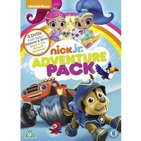 Nick Jr. Adventure Pack DVD