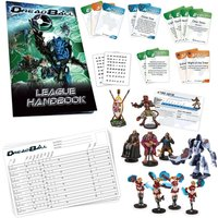 Galactic Tour Expansion: DreadBall 2nd Edition