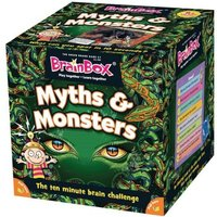 BrainBox Myths and Monsters (55 Cards) Game