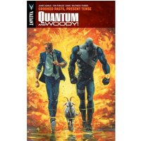 Quantum and Woody Volume 3 Crooked Pasts Present Tense Paperback