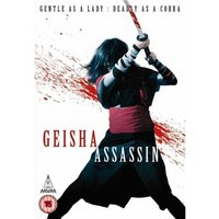 Geisha Assassin DVD