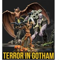 Terror in Gotham: Batman Miniature Game