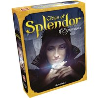 Splendor: Cities of Splendor Expansion Board Game