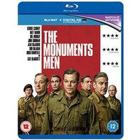 The Monuments Men Blu-ray