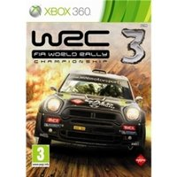 Ex-Display WRC FIA World Rally Championship 3 Game Xbox 360 Used - Like New