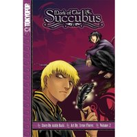 Mark of the Succubus Volume 2