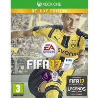 FIFA 17 Deluxe Edition Xbox One Game