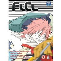 FLCL Complete Collection DVD