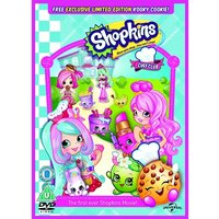 Shopkins: Chef Club DVD (Includes Limited Edition Kooky Cookie Gift)