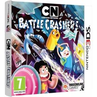 Cartoon Network Battle Crashers 3DS Game