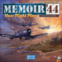 Memoir '44: New Flight Plan Board Game