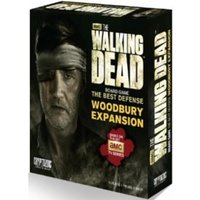The Walking Dead Board Game The Best Defense Woodbury Expansion