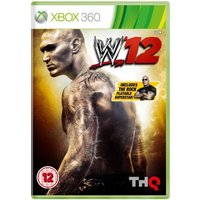 WWE 12 The Rock Pack Game