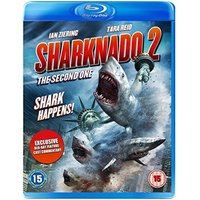 Sharknado 2: The Second One Blu-ray
