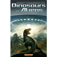 Barry Sonnenfeld's Dinosaurs Vs Aliens HC