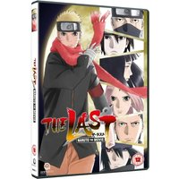 The Last Naruto Movie DVD