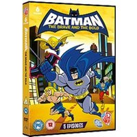 Batman - The Brave And The Bold Vol.6 DVD